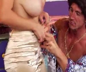 Big Boob Latina MILF Rocking Sex..