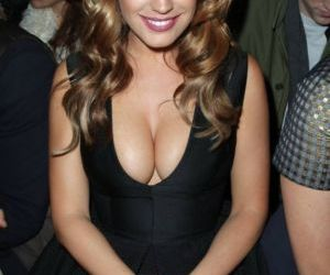 Picture- Kelly Brook
