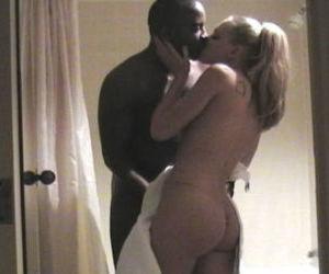 Picture- My wife- His Slut