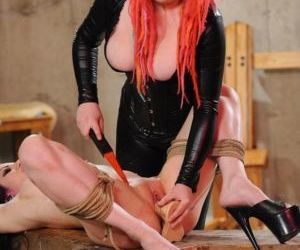Picture- FemDom BDSM Movie – So You Wanted To Stay.