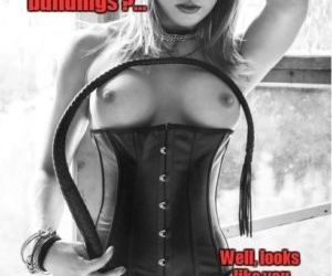 Picture- Are you ready for punishment?