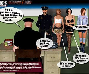 Cops - Sex-Arrest