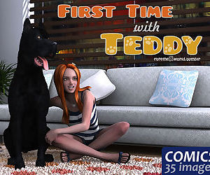 ExtremeXworld – First time with Teddy