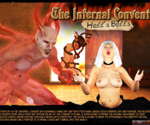 Ultimate3Dporn- The infernal content – Hell's bells