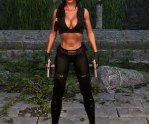 3DX-Lara-Croft