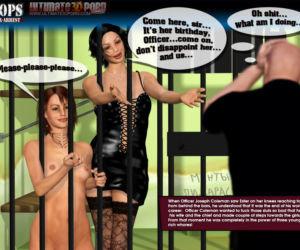 Cops - Sex-Arrest 3D - part 2