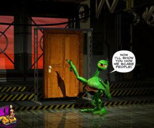 Monsters Inc 3d