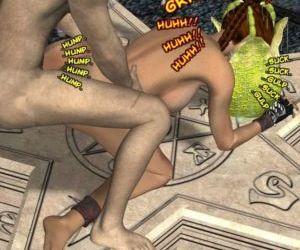 The misadventures of lara crof порно