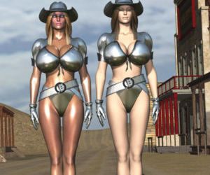 Sex Pets of the Wild West 22-25
