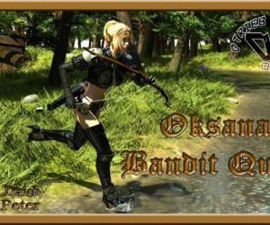 Oksana the Bandit Queen - Part One