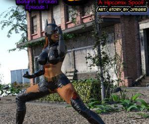 Batgrrl: Broken - Episode 1-6