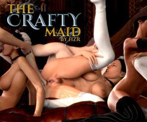 HZR – The Crafty Maid