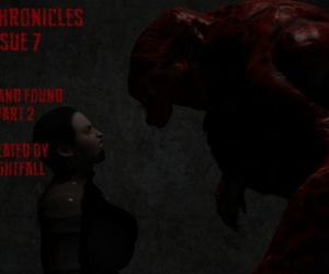 Mina Chronicles Issue 7 - Lost and Found Part 2 - part 3
