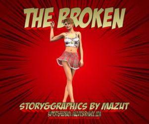 Mazut - The Broken
