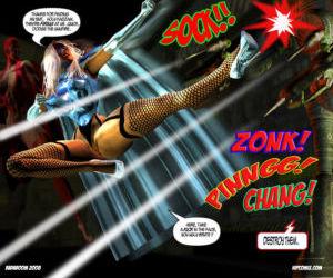 Badaboom Allura 6 Issue 16 and 17 - part 2