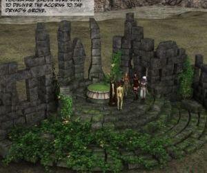 Baldurs Gate: Dryad Grove