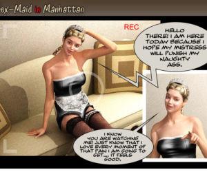 Sex Maid in Manhattan - part 3