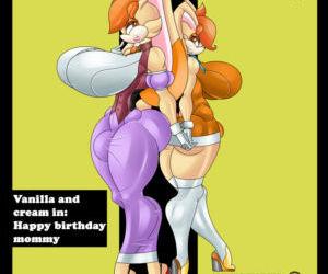 Happy birthday mommy