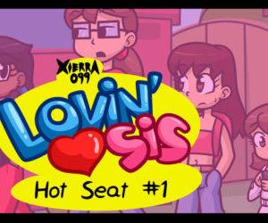 LovinSis- Hot Seat