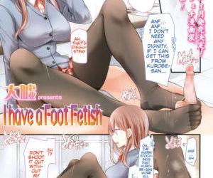 Footjob Hentai
