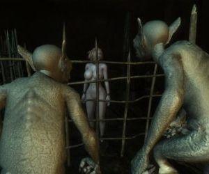 Tesiv gobelin monstre Sexe - PARTIE 3