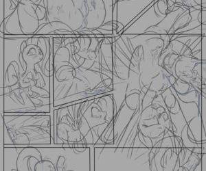 Stoic5s Self Pleasure MLP Comics Pages - part 2