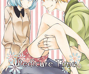 Pedicure Time
