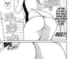 Shirisugita Naka - The Ass I Knew..