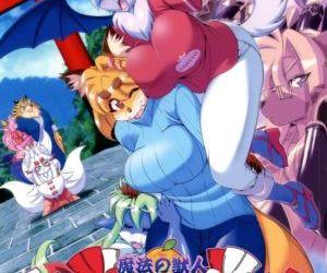 Mahou no Juujin Foxy Rena 9