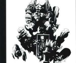 The Art of Hellboy - part 2