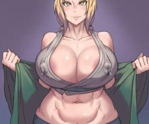 Seule femme manga