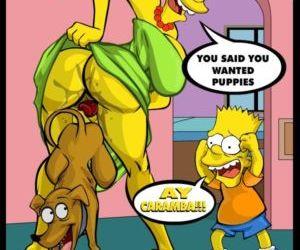 Simpsons Toon